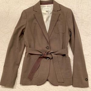 🥼BANANA REPUBLIC suit (2 pieces and belt)